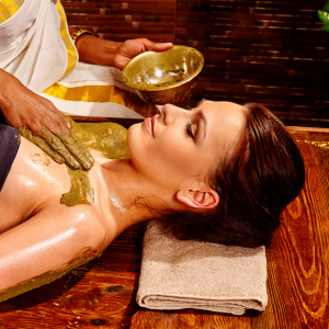 Ayurveda Treatment - Udvartana
