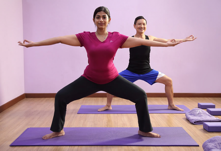 Yoga Therapy 1